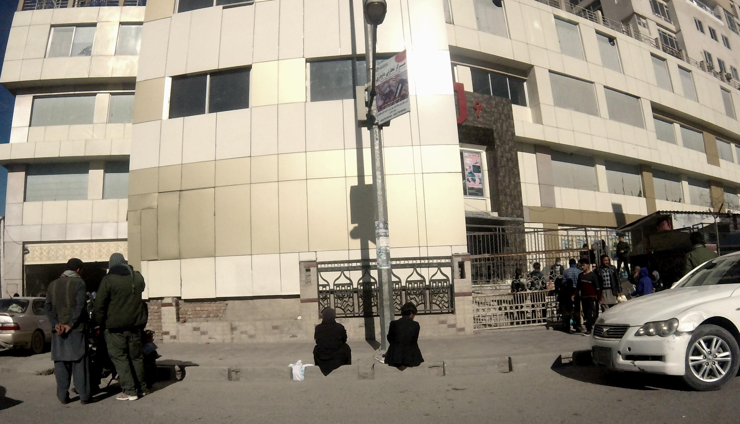 afghan streets